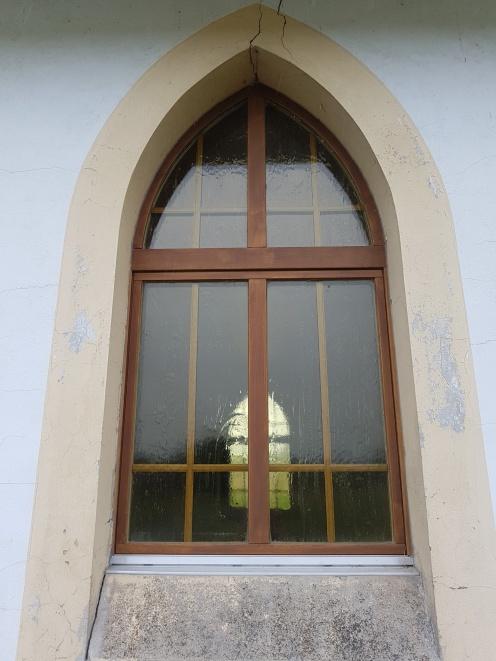Fenêtre tout bois